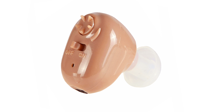 In Ear Hearing Aids That Are Rechargeable