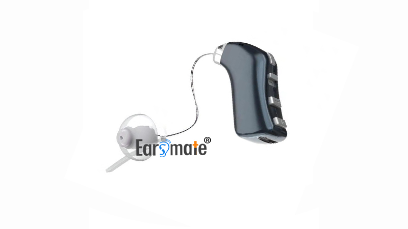 Invisible Best Hearing Amplifiers for Seniors Rechargeable with Noise Reduction