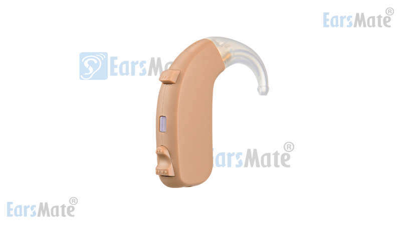Cheap Rechargeable Digital Behind The Ear Hearing Aids BTE G26RL