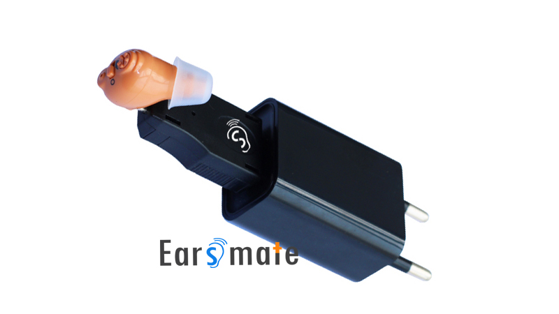 Mini Rechargeable In Ear Hearing Aids